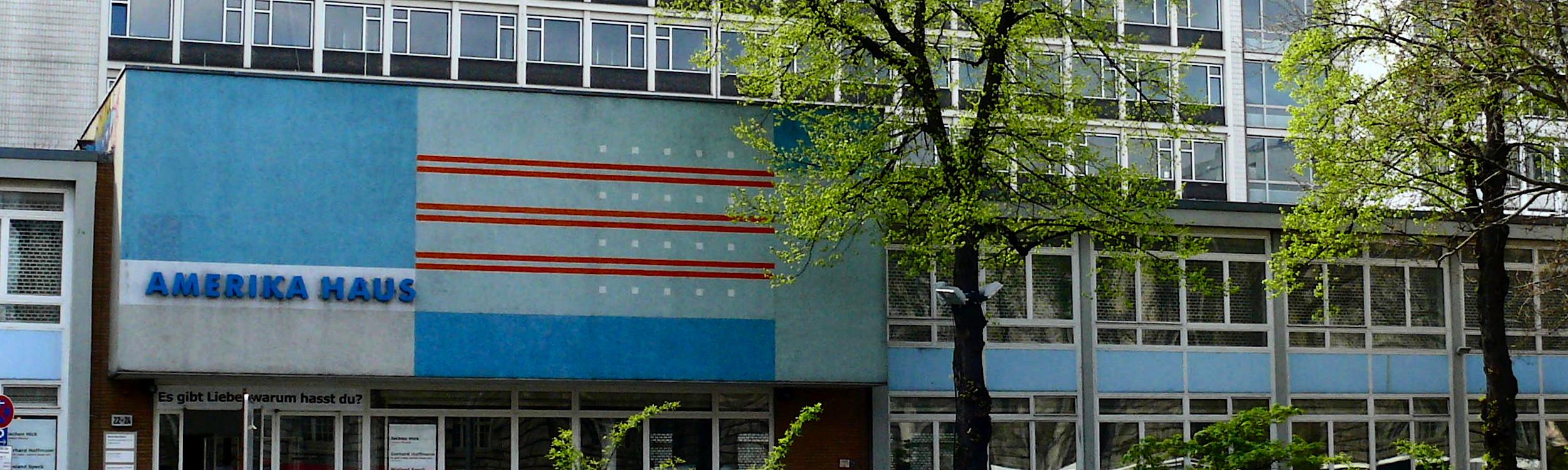 Berlin-Charlottenburg Amerikahaus in der Hardenbergstraße